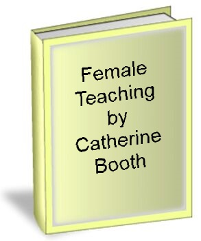 Female Teaching byCatherine Booth