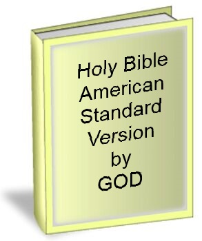 Holy Bible American Standard Version by GOD