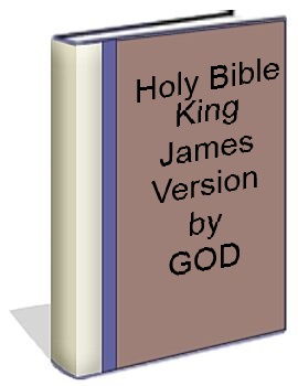 Holy Bible King James Version by GOD